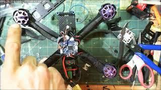 Eachine x220 to QAV-R Conversion