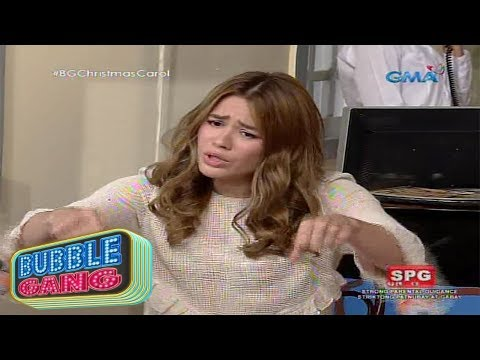 Bubble Gang: Chika with actions ni Bes