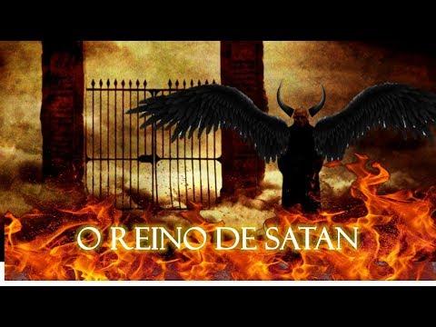 O REINO INVISÍVEL DE SATANÁS - SOTONA