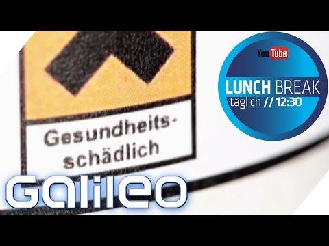 Alles zu den neuen Warnzeichen | Galileo Lunch Break