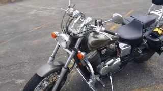 2006 Honda Shadow 750
