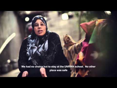 Gaza Crisis 2014