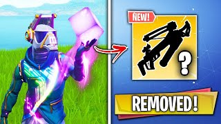 Top 10 Things REMOVED FROM FORTNITE SEASON 6!