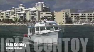 Смотреть онлайн Красота острова Контой в Мексике