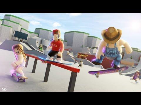 Skate Park New Park Beta Roblox