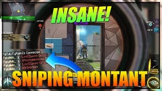 Fatal Mo: First Black Ops 3 Sniping Montage!