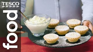 How to give your mince pies a Christmassy spin