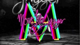 moves like lady jagger (maroon 5 ft. modjo) remix mashup