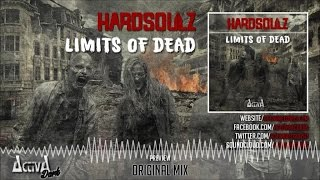 Hardsoulz - Limits of Dead (Original Mix) - Official Preview (Activa Dark)