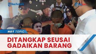 Gasak Rumah Warga karena Kecanduan Game Online & Sabu, 3 Pemuda Ditangkap seusai Gadaikan Barang