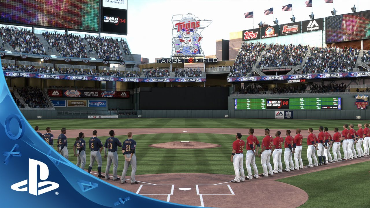 Watch the MLB 2014 All-Star Game Simulated in The Show