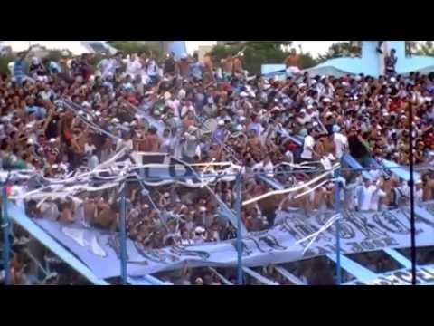 """""""Temperley - Los Andes (22.02.2011) - info@pasion-latina.com"""" Barra: Los Inmortales • Club: Temperley"""