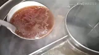 สูตรน้ำซุปก๋วยเตี๋ยวหมูเงินล้านรสเด็ดขายมานานกว่า30ปีโดยยายหมัดแม่ส้มตำร้อยสูตร
