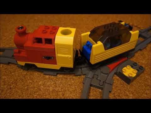 Lego duplo Eisenbahn - Arduino Lok mit App