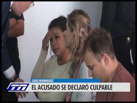 """Alexis Martínez: """"lo maté en estado de ebriedad"""""""