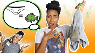 You Smell Like FISH Prank on My Best Friend *She Kicked Me Out*