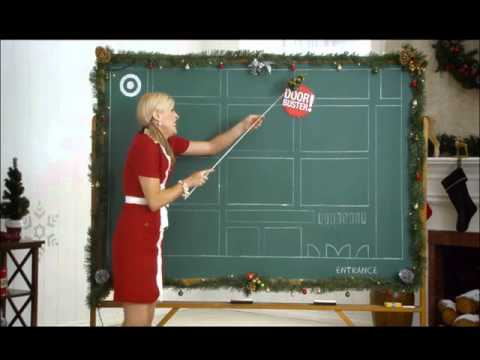 Target Commercial 'Crazy Lady - Tip#2 Visualize Your Path'