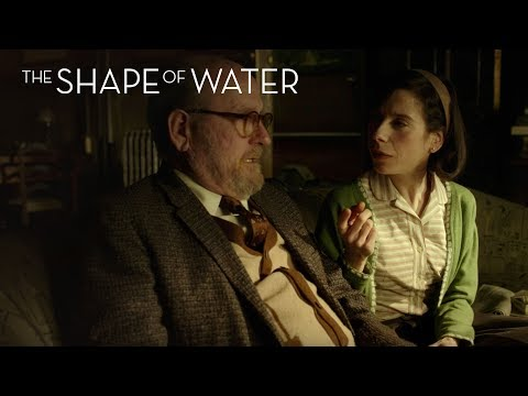 The Shape of Water Clip 'Two Step'
