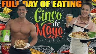 Full Day of Eating - Cinco De Mayo Edition - Macro Friendly Recipes and How to Track Alcohol