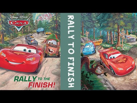 Cars: Rally To The Finish - IOS - Storybook