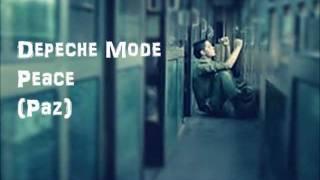 Depeche Mode - Peace SUB. ESPAÑOL