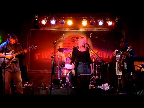 121119 Funky Biscuit Jam#3 Kathrine Jacke & The No Pressure Band