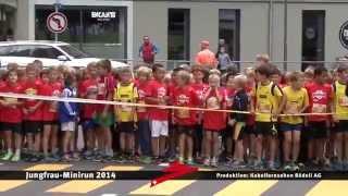 Jungfrau-Marathon 2014 In HD, Freitagsrennen