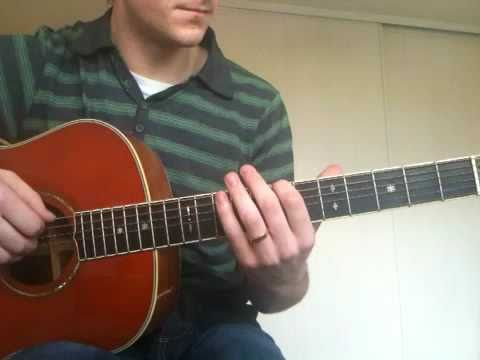 How to tune your guitar to CGCFCE a Nick Drake tuning