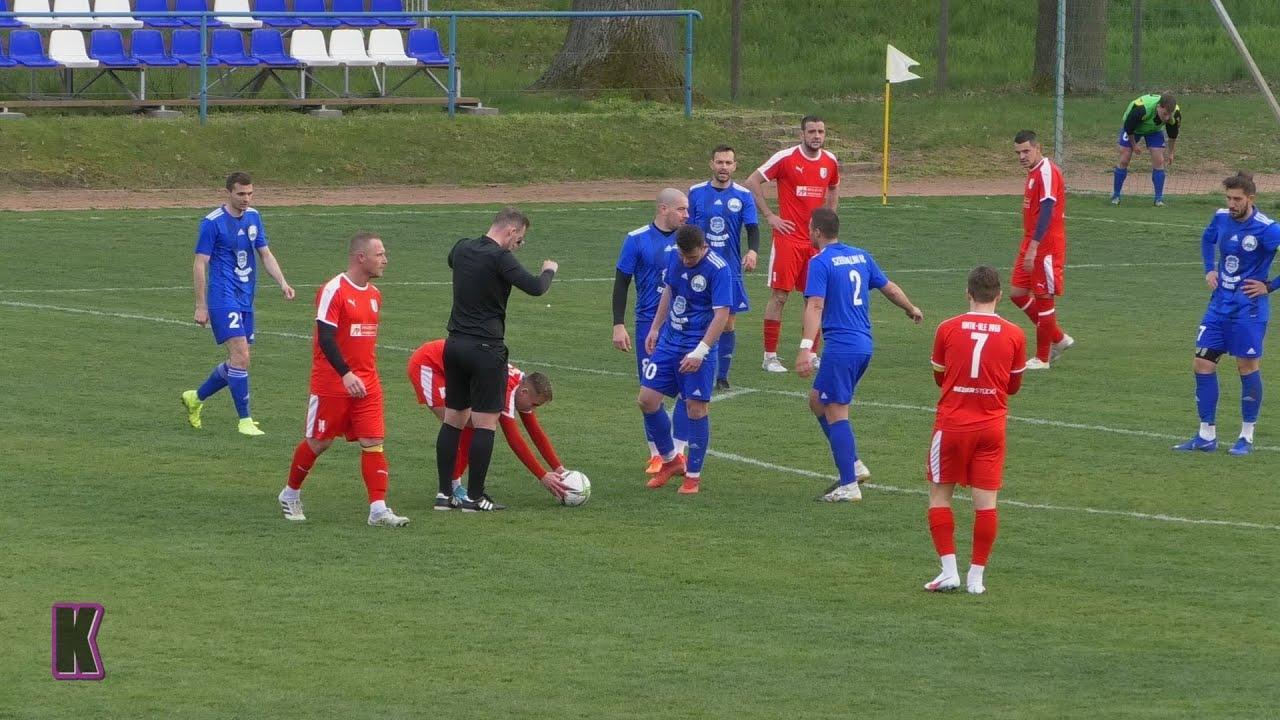 Szeghalmi FC–Orosházi MTK-ULE