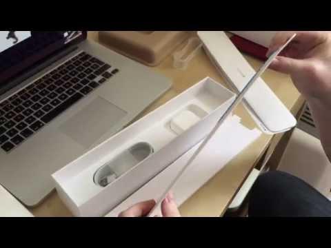 Szifon.com: Apple Watch Sport kicsomagolás