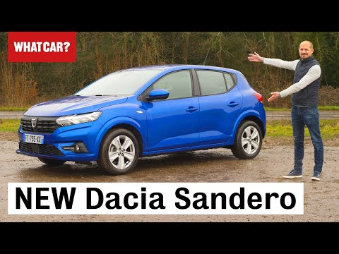 New Dacia Sandero 2021 FULL in-depth review – why it will AMAZE you | What Car?