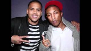 Chris Brown - Not My Fault ft. Pharrell Williams