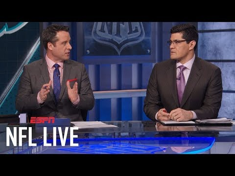 Is Carson Wentz's season-opener goal unrealistic?    NFL Live   ESPN
