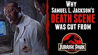Why Samuel L. Jackson's Death Scene Was Cut From Jurassic Park - dooclip.me