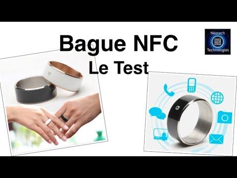 Bague NFC - Le Test