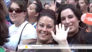 98 Degrees - Today Show - The Hardest Thing