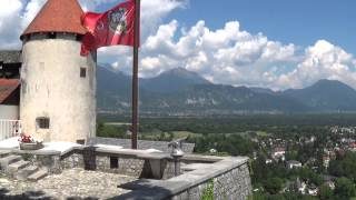 preview picture of video 'Slovenia 2013 in HD: Bled'