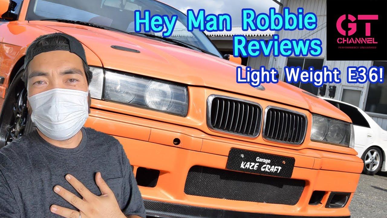 Modified E36 BMW by Garage Kaze-Craft Review by Robbie