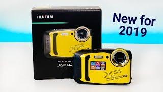Fujifilm FinePix XP140 - Unboxing & First Impressions!