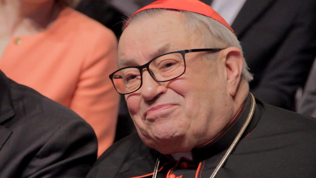 Viel Glück und viel Segen, Herr Kardinal!
