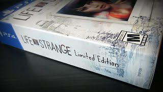 Life Is Strange Limited Edition Detailed Review & Unboxing (PC/PS4/Xbox One)