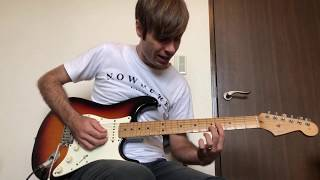 """Way Maker"" Leeland   Lead Guitar Tutorial"