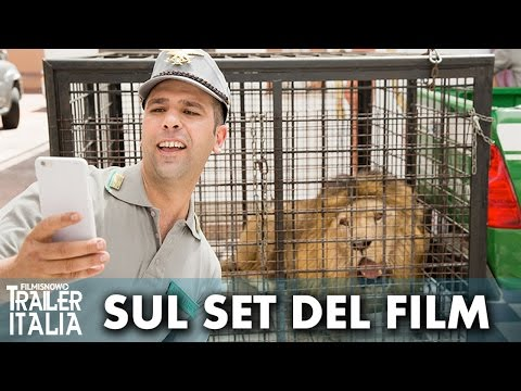 QUO VADO di Checco Zalone 'Sul set del film' [HD]