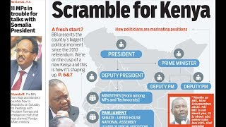 The Scramble for Kenya | Press Review