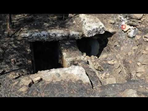 Antik Kent yangında yara aldı