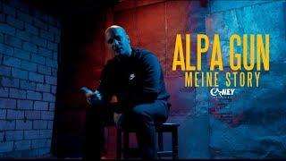 Musik-Video-Miniaturansicht zu Meine Story (100 Bars) Songtext von Alpa Gun