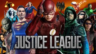 Every Justice League Member Who Has Appeared in the Arrowverse