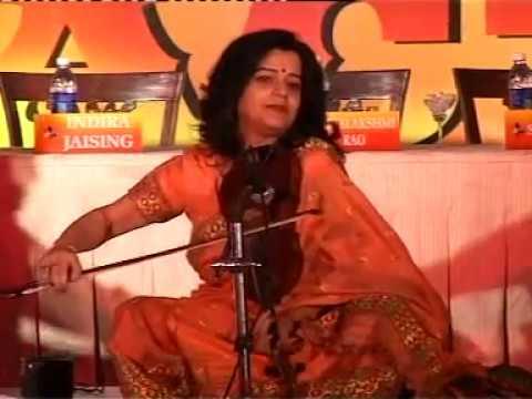 Sunita Bhuyan violin, Invocation on international womens day