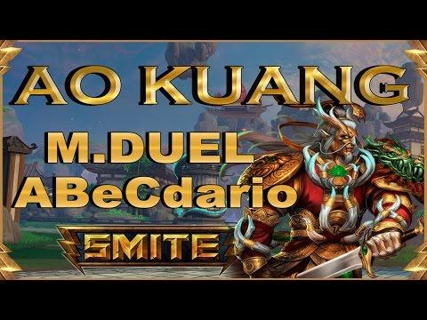SMITE! AO Kuang, Quien tendra mas late...! Master Duel Abecedario #7