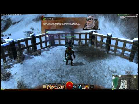 Guild Wars 2 - Wayfarer Foothills 100% Map Completion Walkthrough Mp3